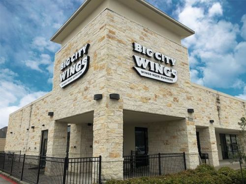 Big City Wings Announces Highly-Anticipated 8th Location in Rayford, Texas