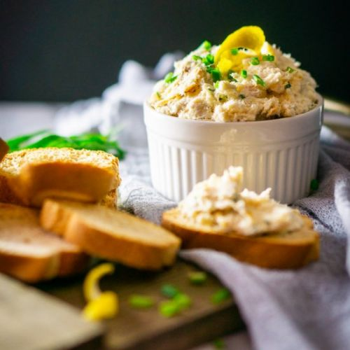 Herbed Smoked Trout Spread