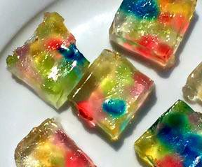 Gummybear JellO Shots
