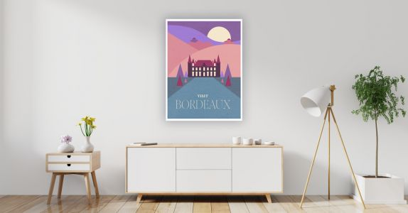 These Wine Region Travel Posters Will Fuel Your Wanderlust