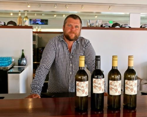 Leaf and Vine: Love of Lodi inspires another Napa based independent