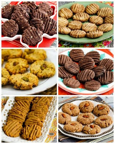Six Delicious Sugar-Free and Flourless Cookies to Bake for Christmas