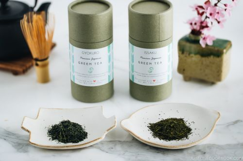 Premium Japanese Green Tea Giveaway