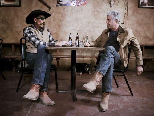 The Best Moments of Anthony Bourdain's Trip to West Texas on 'Parts Unknown'