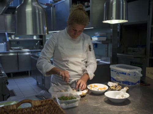 We Once Again Ask Why There Is a 'Best Female Chef' Award