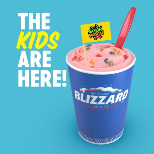 The Kids Have Arrived at DQ Stores Nationwide