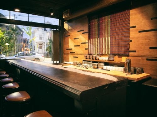 In Providence, Big King Brings Sake and Serenity to the Old North Space