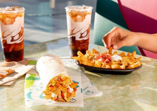 Taco Bell Unveils New Innovation in Nacho Fries Epic Return: Buffalo Chicken