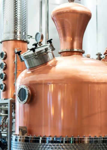 How Talking Cedar Became the First Legally Operated Tribal-Owned Brewery and Distillery