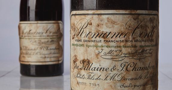 Historic Burgundy Wine Sells For Record-Breaking $558,000 at Auction