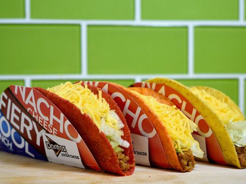 Taco Bell Is Giving Away Free Doritos Locos Tacos Because of Sports