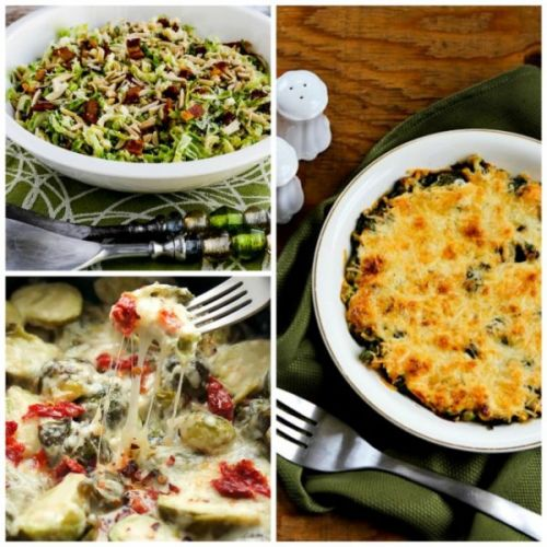 Low-Carb Brussels Sprouts Recipes for a Thanksgiving Side Dish