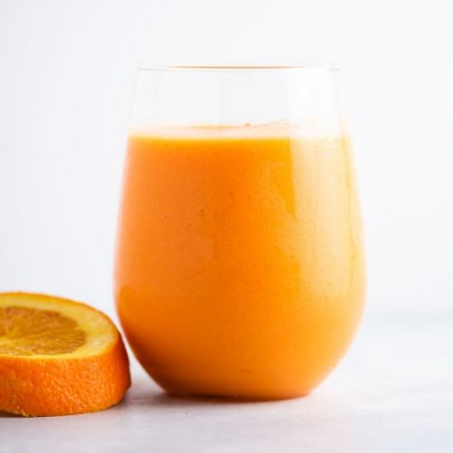 Tropical Carrot Orange Smoothie