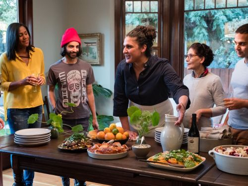 Samin Nosrat Turned Her TV Dream Into a Reality With Netflix's 'Salt, Fat, Acid, Heat'