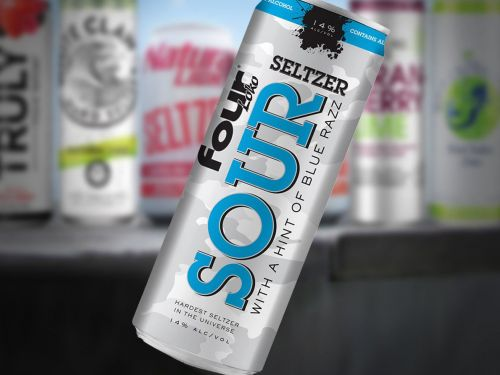 Just Reading About Four Loko's New 14 Percent ABV Seltzer Could Make You Black Out
