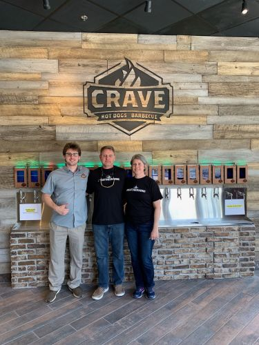 Crave Hot Dogs and BBQ Opens Its Doors in Wilmington, North Carolina