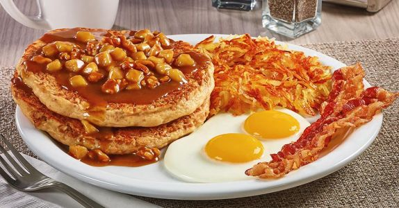 Denny's Is Launching a Bourbon-Themed Menu, Just in Time for Fall