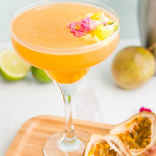 Classic Passion Fruit Daiquiri
