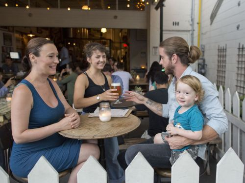 The Case for Kid-Friendly Restaurants and Bars