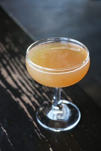 Rye Cocktail from Meauxbar