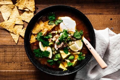 15 Minute Instant Pot Chicken Tortilla Soup