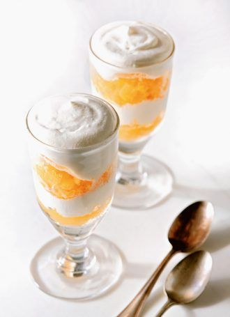 Orange Liqueur & Citrus Granita