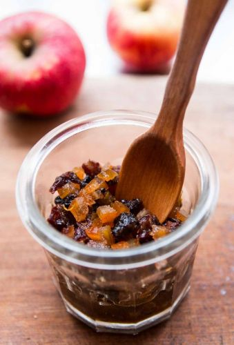 Quick Mincemeat recipe