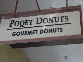 Dipping into Poqet Donuts
