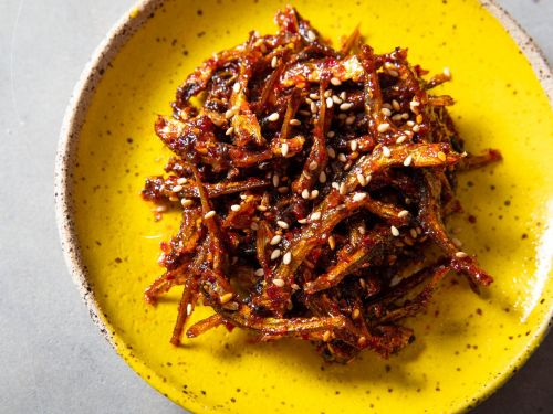 Stir-Fried Anchovy Banchan