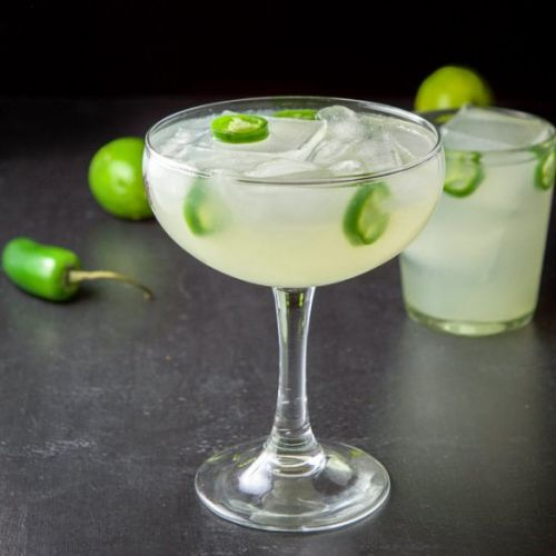 Jalapeño Infused Tequila