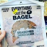 Oh, So Trader Joe's Sells Everything Bagel Seasoned Smoked Salmon Now?