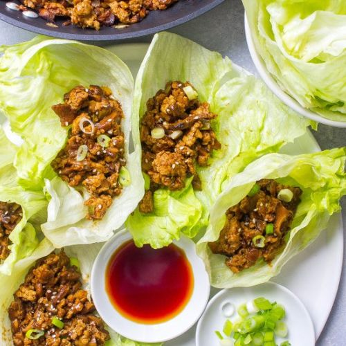 P.F Chang's Chicken Lettuce Wraps