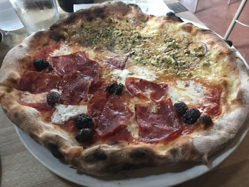Pizzeria Bianco in Phoenix was everything they said it would be. and more