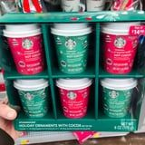 These Starbucks Ornaments Are Filled With Actual Hot Cocoa Mix, So Fill Your Cup and Your Tree