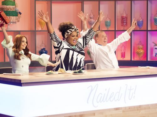 A Cake-Fail Cavalcade Is Headed to Netflix With the Return of 'Nailed It!' on May 17