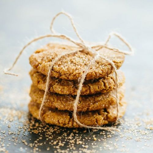 Brown Butter Ginger Molasses Cookie