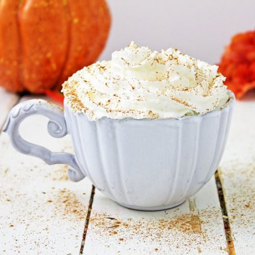 Weight Watchers Pumpkin Latte