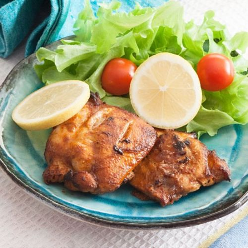 Low Fodmap Peri Peri Chicken