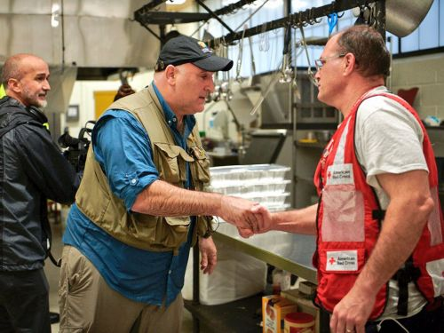 José Andrés and Team Have Fed More Than 80,000 Hurricane Florence Victims