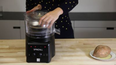 The Spinzall Is the Follow Up to the Searzall, a Centrifuge for Food Geeks