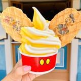 Disney's Printed Donald and Daisy Duck Waffle Wafers Are the Perfect Dole Whip Topper