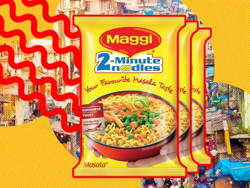 How India's Beloved Maggi Noodles Survived a Massive Controversy