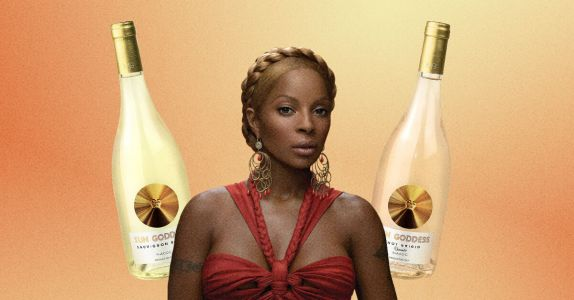 Mary J. Blige Debuts Her Own Wine Label 'Sun Goddess'