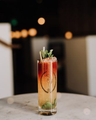 Queen's Park Swizzle Riff: A Brand New Love Affair