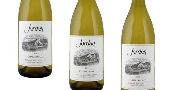 Jordan Chardonnay 2016 Russian River Valley, Sonoma County, Calif