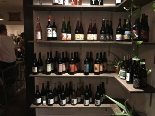 Light Years: Houston has its first radical natural wine bar
