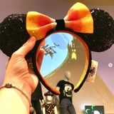 Candy Corn Minnie Ears and a Matching Backpack Have Hit Disney, and They're Sweeter Than Sweet
