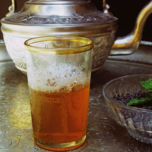 Authentic Moroccan Mint Tea Recipe