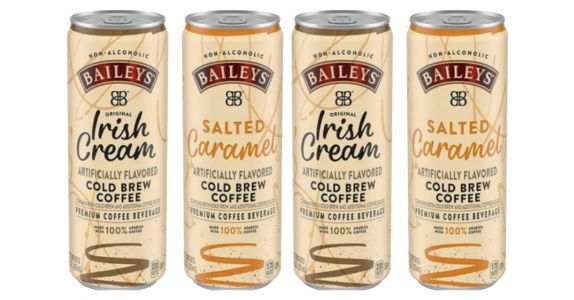 Get A Morning Caffeine Buzz With Bailey's New Cold Brew Cans