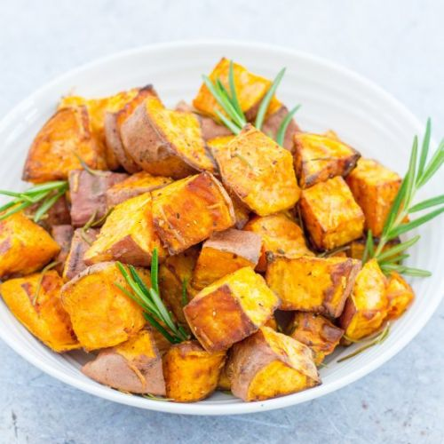 Easy Roast Sweet Potatoes
